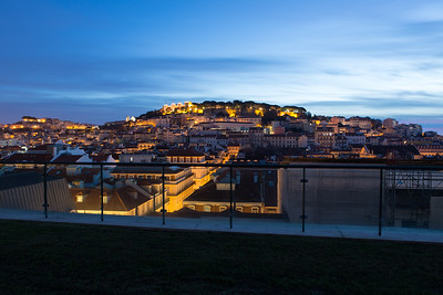 Sunrise from Hotel do Chiado