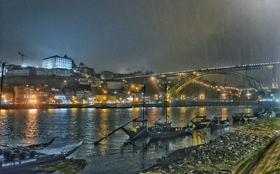 """Porto à Noite"" - Porto, Portugal"