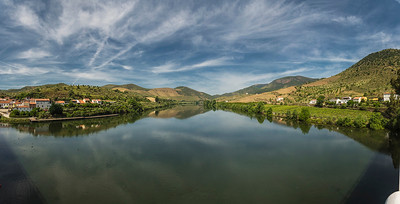 Douro River at Barca Dalva