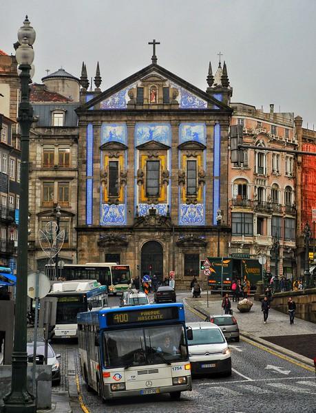 """""""Igreja de Santo Antonio dos Congregados"""" - Porto, Portugal"""