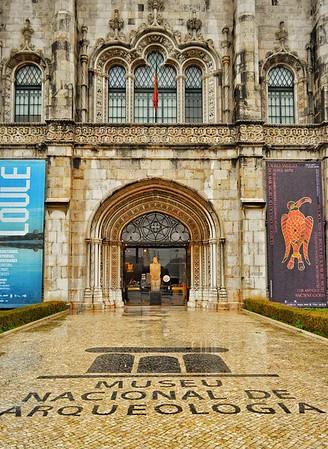 """""""Museu Nacional de Arqueologia"""" - Lisboa"""
