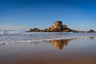 Praia do Castelejo II