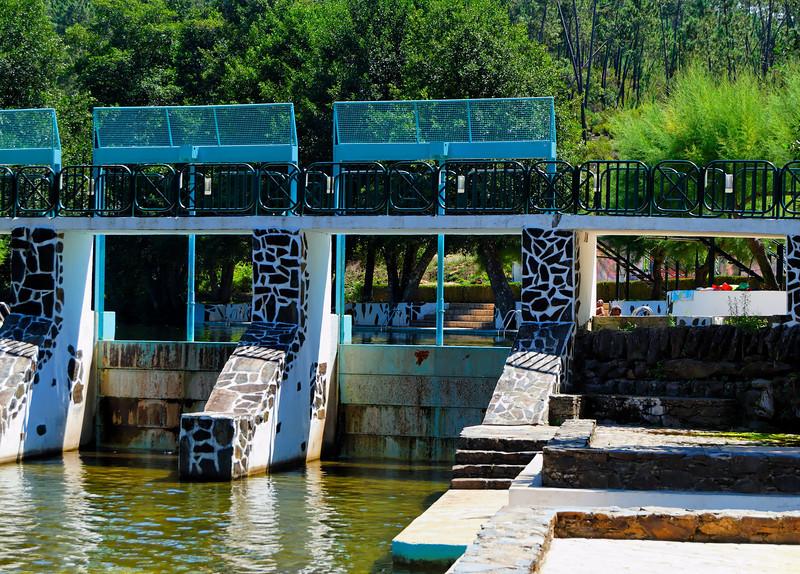 Praia Fluvial Acude Pinto- Oleiros