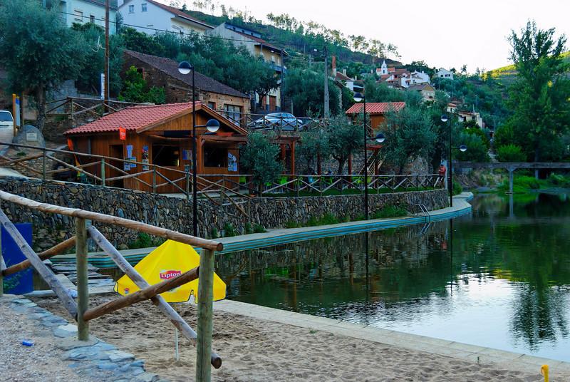 Praia Fluvial do Alvito da Beira<br /> Proença-a-Nova