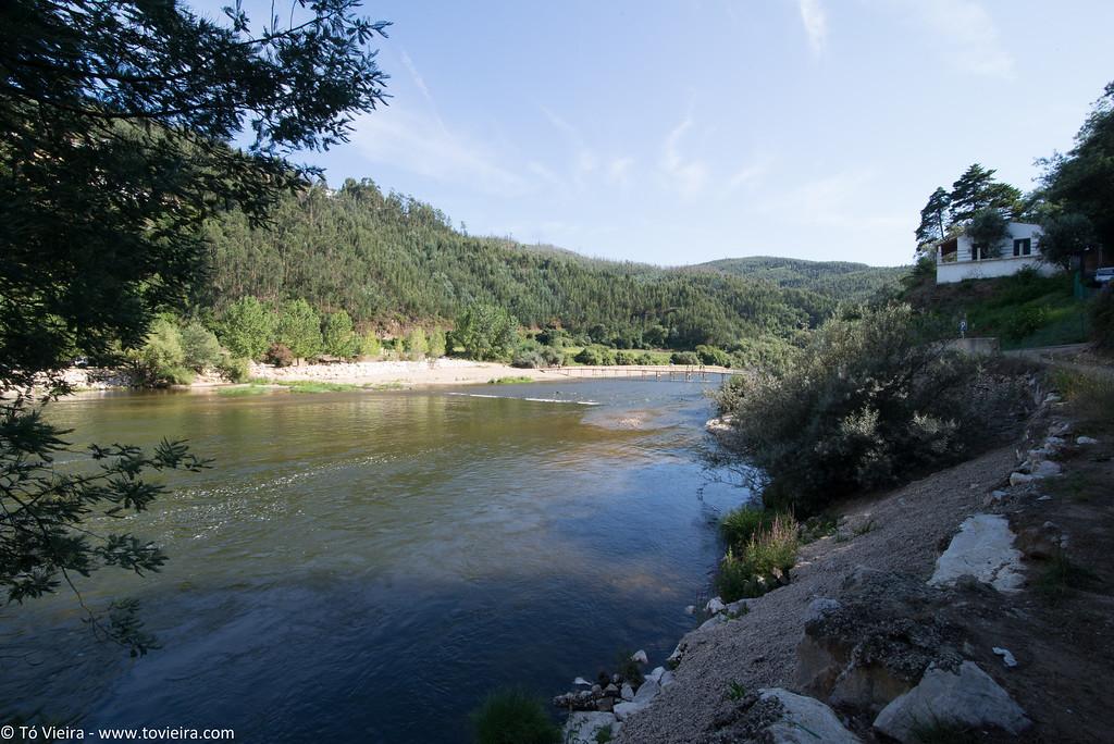 Praia fluvial Torres do Mondego