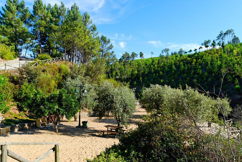 Praia Fluvial da Aldeia Ruiva<br /> Proença-a-Nova