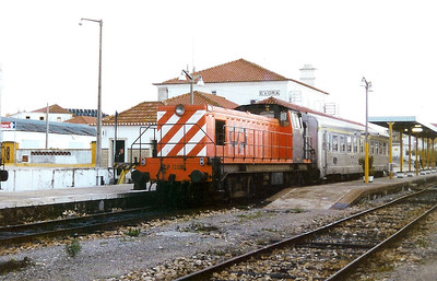 1208 at Evora on 28th January 2001