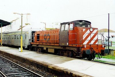 1217 at Beja on 27th January 2001