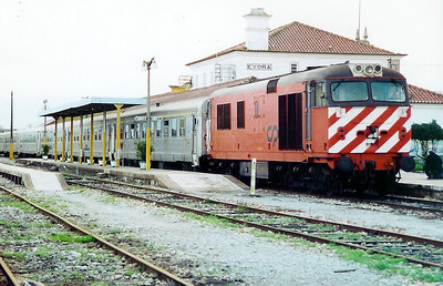 2) 1805 at Evora on 28th January 2001