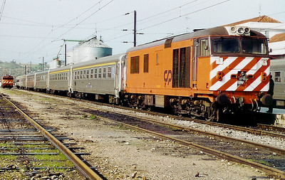 1805 at Abrantes on 28th January 2001