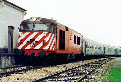 1805 at Vimieiro on 28th January 2001
