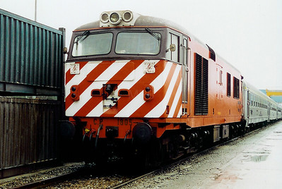 1805 at Neves Corvo on 27th January 2001