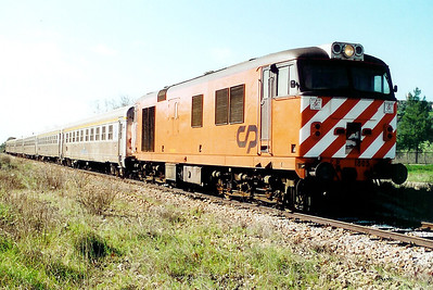 1805 at Cabeco de Vide on 28th January 2001