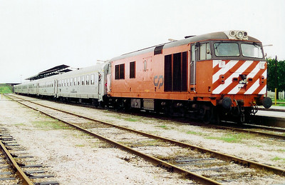 1805 at Beja on 27th January 2001