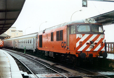 1805 at Barreiro on 27th January 2001