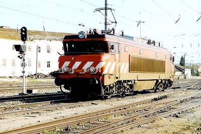 2602 at Abrantes on 28th January 2001