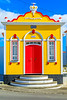 Açores-Faial-Cascalho de Baxio Chapel-GLORIA AO DIVINO