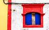 Açores-Faial-Horta-Red wndow
