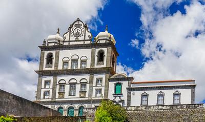 Açores-Faial-Horta-Convent of Nossa Senhora do Carmo