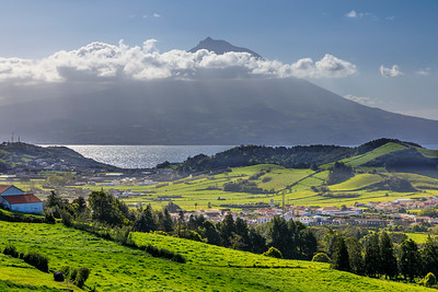 Açores-Faial-Flamengos and Mt. Pico