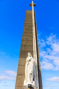 Açores-Faial-Miradouro de Nossa Senhora da Conceição