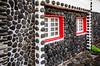 Açores-Pico-Lajido-lava stone house