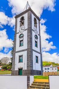 Açores-Faial-Horta-Clock tower