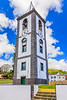 Açores-Faial-Horta-Clock tower