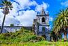 Açores-Faial-Cascalho de Baxio-Crumbling church