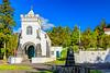 Açores-Faial-Church on Route En2-2A