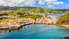 Açores-Faial-Horta from Monte da Guia