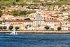 Açores-Faial-Horta harbor <br /> sailing