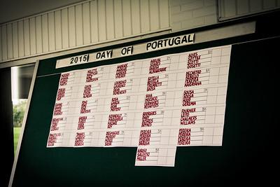 Dia de Portugal Golf Tournament 2015