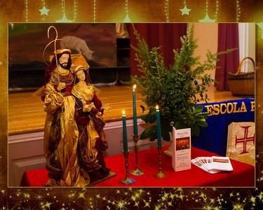 Festa de Natal - Escola Portuguesa Clube Juventude Lusitana '15