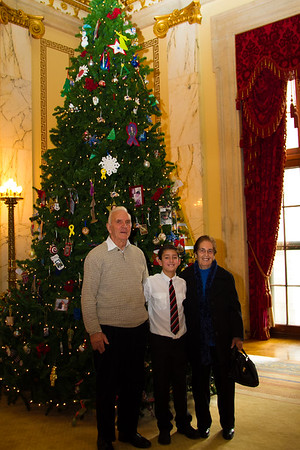 Portuguese School State House Visit