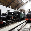 Porto & Povoa de Varzim Railway 0-6-0T No 6 Povoa de Varzim & Povoa de Varzim & Guimaraes Railway 2-6-0T No 6 Soares Velloso, Lousado Railway Museum, 21 May 2016.