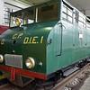 Railcar DIE 1, Lousado Raliway Museum, 21 May 2016.  Built at Encontramento in 1965 and in service until 1985.