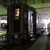 Carriage SEyfG5, Lousado Railway Museum, 21 May 2016 1.  Built in 1931 in Naples by Meridionali and used by Portuguese presidents.