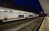 Train RAP 311, Santa Apolonia station, Lisbon, Tues 24 May 2016. 5.  Away on time.