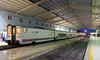 Train RAP 311, Santa Apolonia station, Lisbon, Tues 24 May 2016 3
