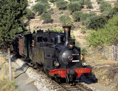 Portuguese trains