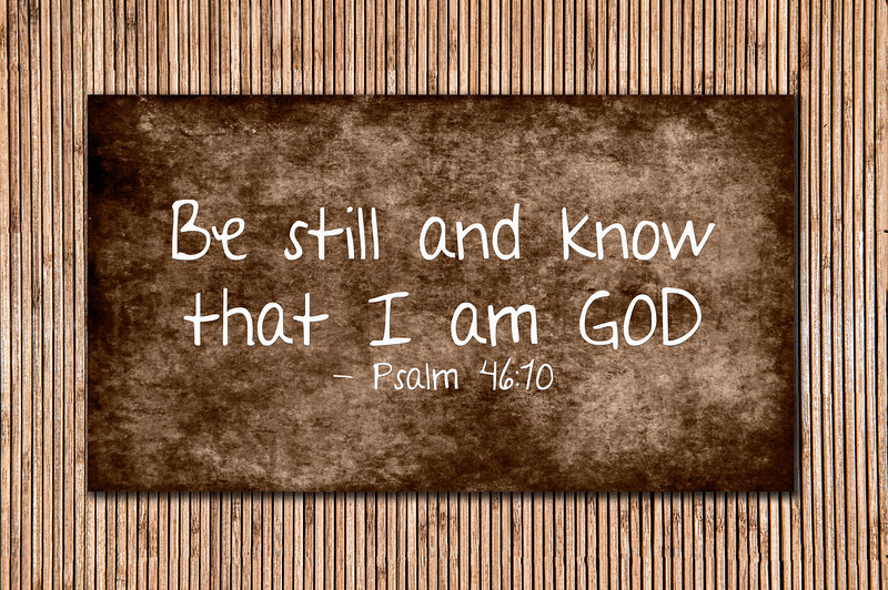 Be still #2