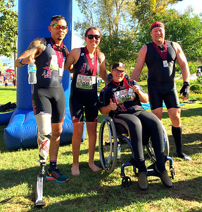 PossAbilities Triathlon LLUMC, Loma Linda CA April 24, 2016
