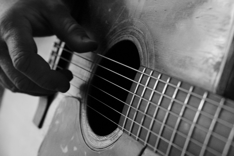 Guitar Hand 1