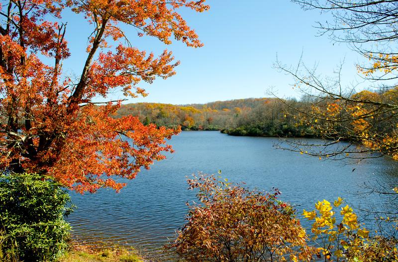Price Lake - Autumn