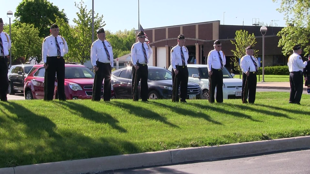 VIDEO:  20 mins., Avon Lake, OH's, National Peace Officers Memorial Day, Mon., May 15, 2017