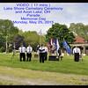 VIDEO:  Lake Shore Cemetary & Avon Lake Memorial Parade