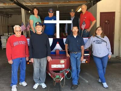 Memorial Day Trailer decorators--Sat., May 27, 2017
