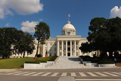 Alabama State Capital, Montgomery, Alabama