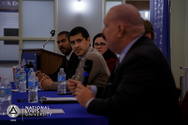 Post-Election Forum - Exploring the Nexus between Social Equity and Public Policy under a Trump Administration   December 1, 2016